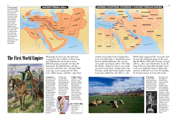 Ancient Persia Kids Discover