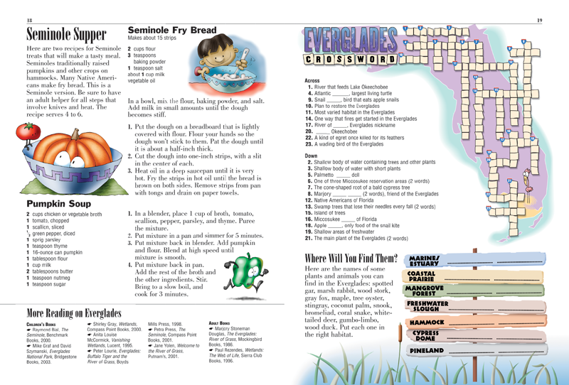 Everglades Fun Facts For Kids