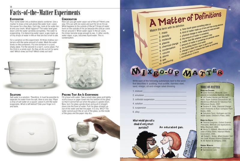 Matter - Kids Discover