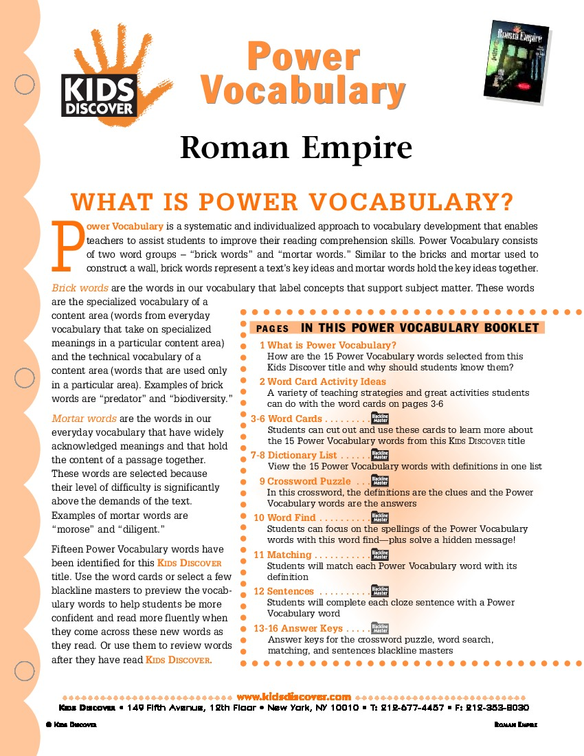 worksheet Roman Empire Worksheets roman empire worksheets elementary worksheet for ipad kids discover