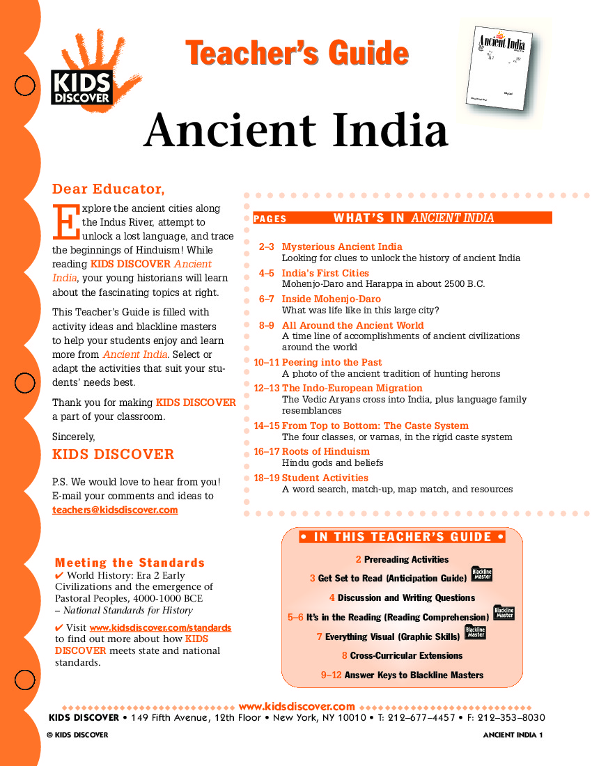Natural Disaster In Ancient India