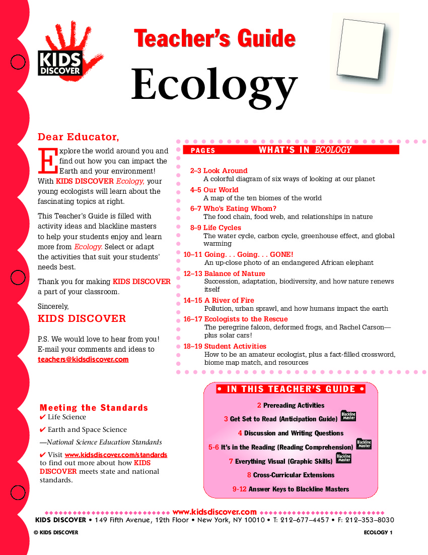 Free Worksheet Ecology Worksheets ecology vocabulary worksheet workbook site worksheet