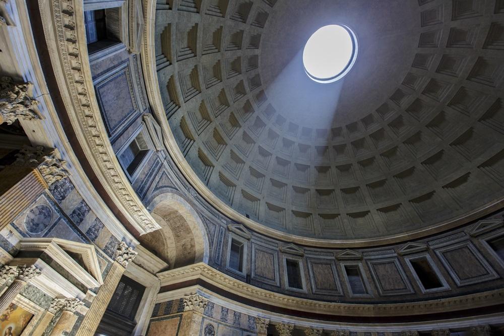 Roman Architecture Dome ancient roman architecture dome