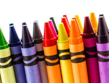 How Colored Crayons for Kids Were Invented
